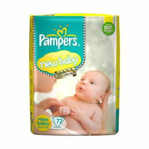 Best Baby Diapers in India for Newborns - Pampers Active Baby