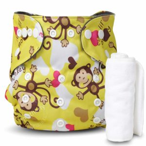 Motherly Reusable - Best Cloth Diapers in India