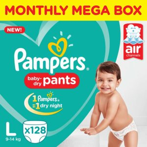 Pamper Pants - Monthly Mega Box Review