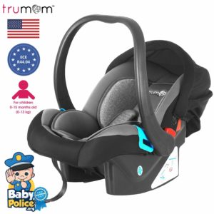 Trumom (USA) Infant Baby Car Seat, Carry Cot and Rocker with Canopy