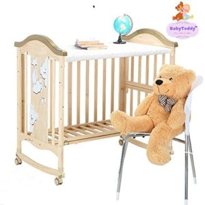 BabyTeddy's 9 in 1 Convertible Baby Crib India
