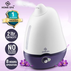 Dr. Trust Home Spa Luxury Cool Mist Dolphin Humidifier