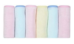 Essential Baby Product List - Face Towels