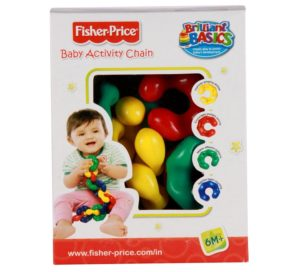 Fisher-Price Baby Activity Preschool Infant Chain India