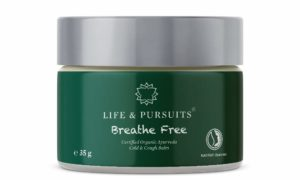 Life & Pursuits Organic Cough and Cold Chest Rub Balm