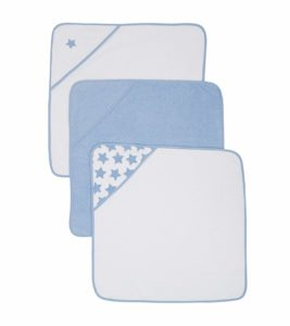 Mothercare bath towel for baby boy