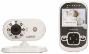 Motorola MBP26 Video Baby Monitor Review