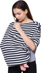 Nursing Cover Feeding Scarf - Must Buy Products for Baby India