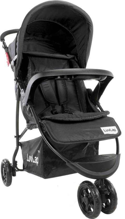 LuvLap Orbit Stroller Review