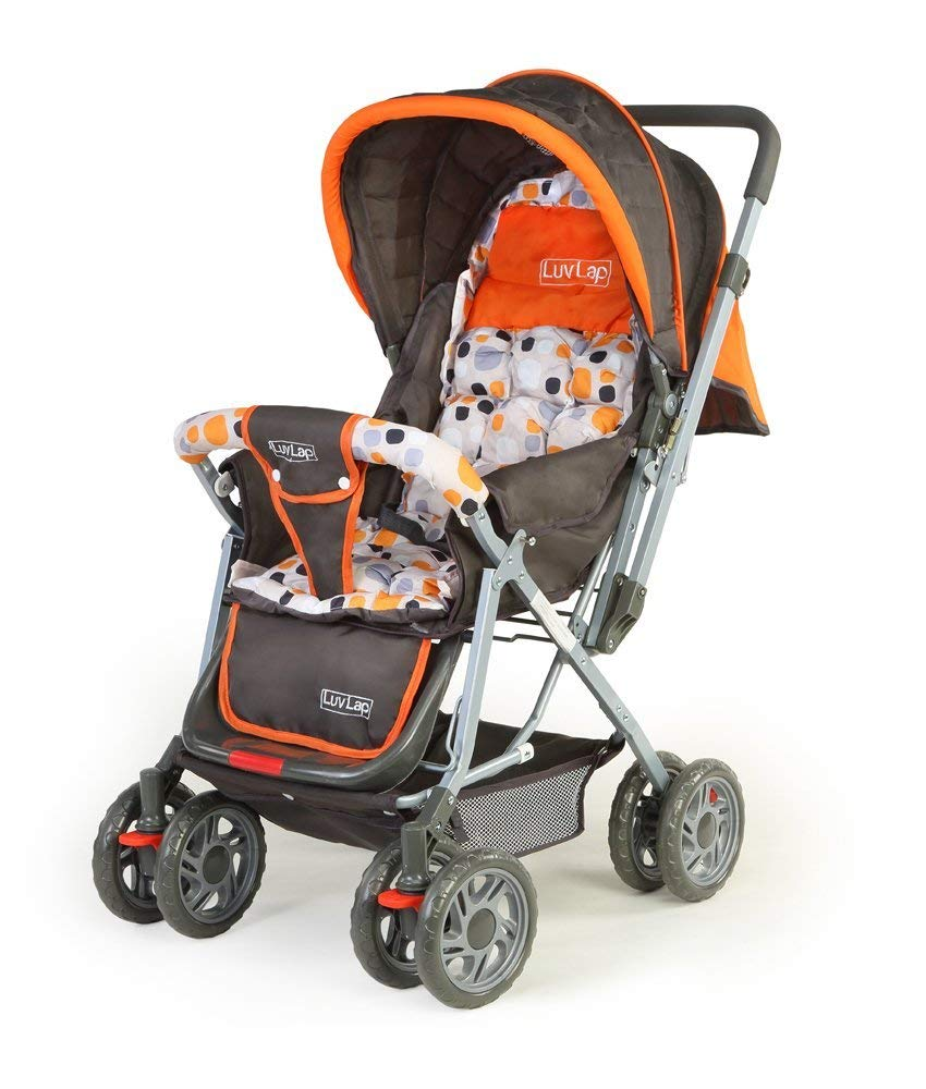LuvLap Sunshine Stroller REview