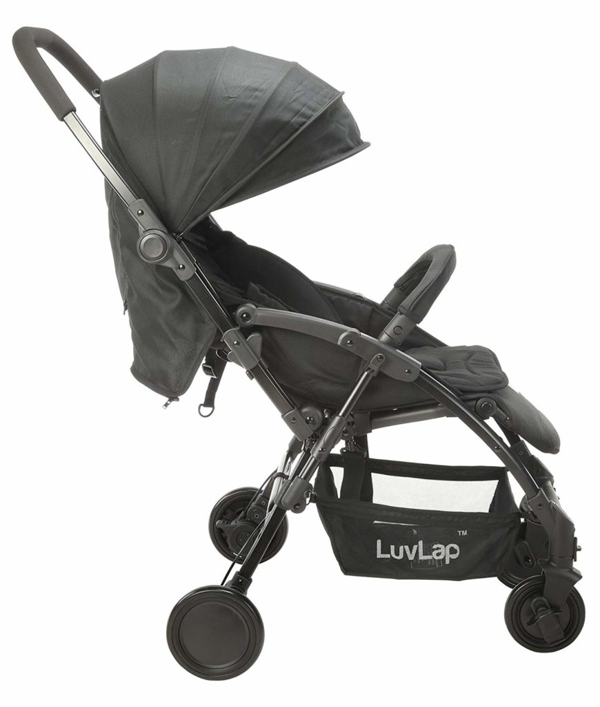 Luvlap Royal baby stroller review and price