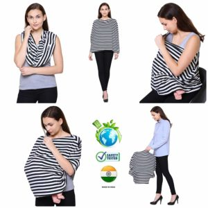 Feather Hug 360 Degree Nursing Cover for Breastfeeding Review Price