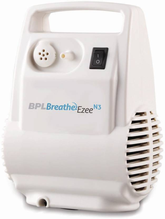 BPL Breathe Ezee N3 Nebulizer