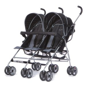 Dream On Me Twin Stroller - Best stroller in India for Twins