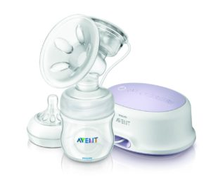 Philips Avent New Baby Natural Comfort Single Electric Breast Pump India