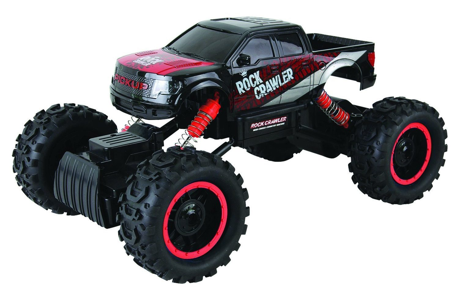 1 14 Scale RC Monster Truck for Kids in India