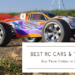 Best RC Cars & Trucks in India (Remote Controlled)