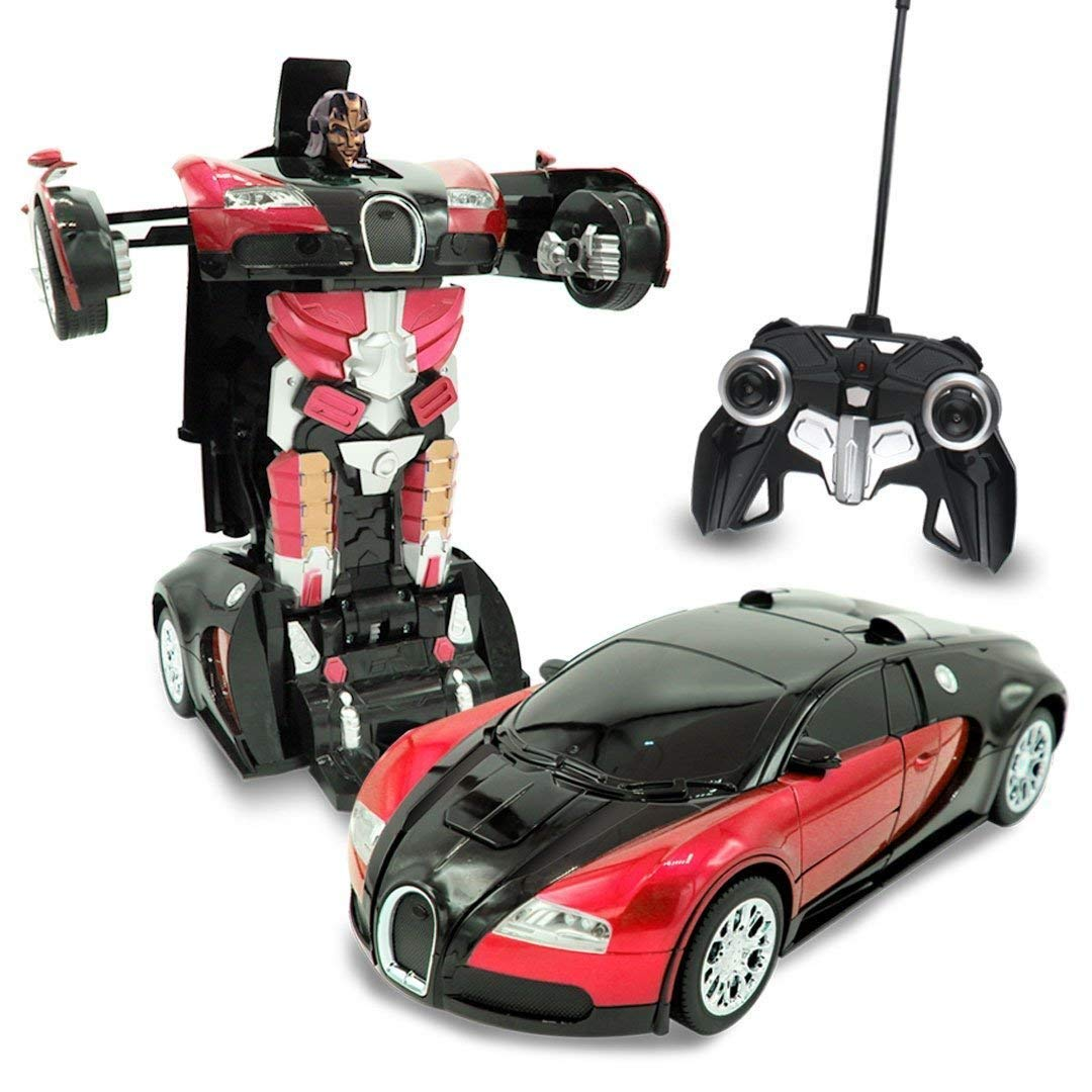 Bugatti Transformers Remote Car