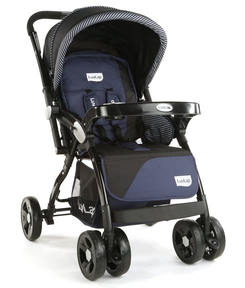 LuvLap Galaxy Stroller Review
