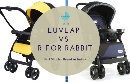 Luvlap vs R for Rabbit Strollers - Comparision + Review