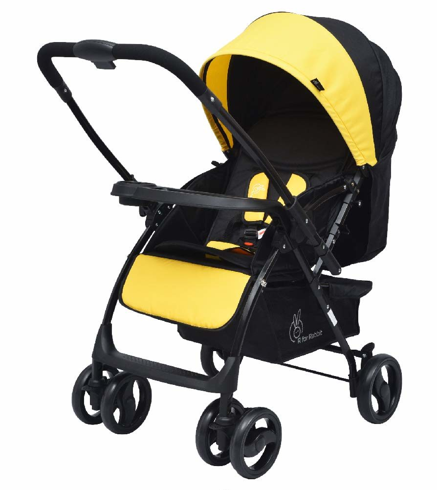 R for Rabbit Cuppy Cake Grand Stroller Review India