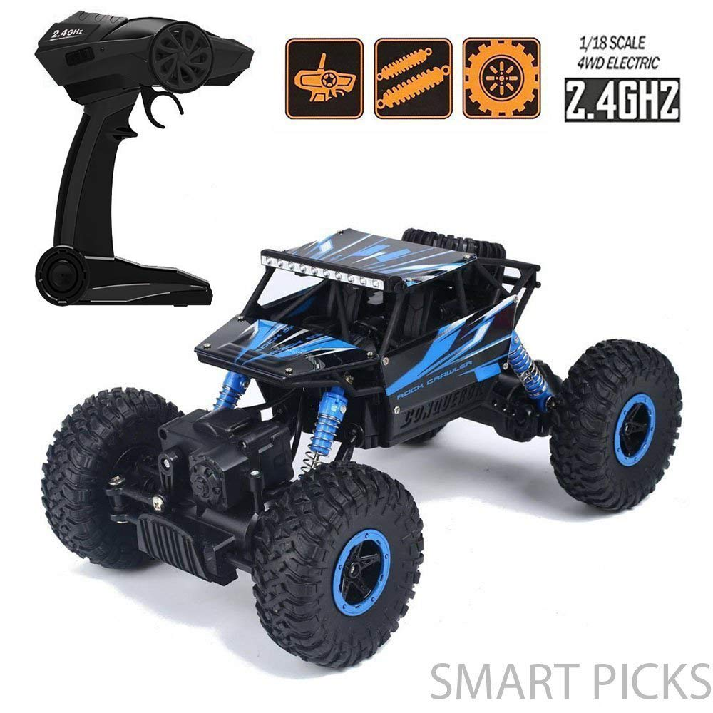 Smart Picks 1 18 RC Monster Truck