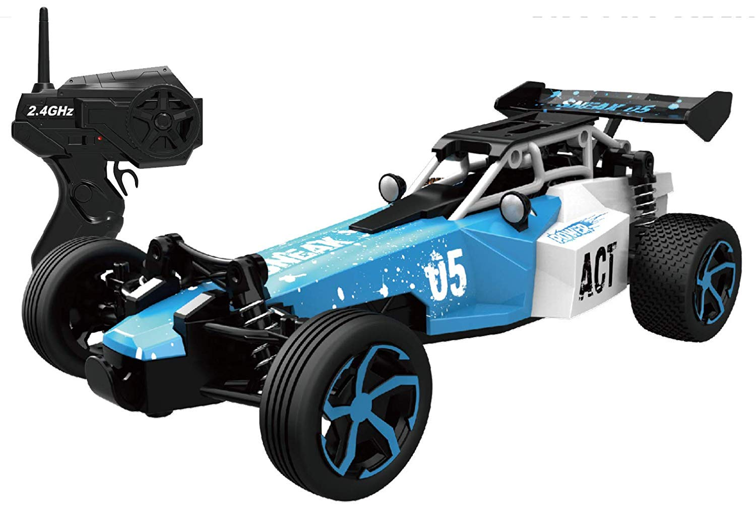 Webby 1 24 Scale Short Course Racing Car