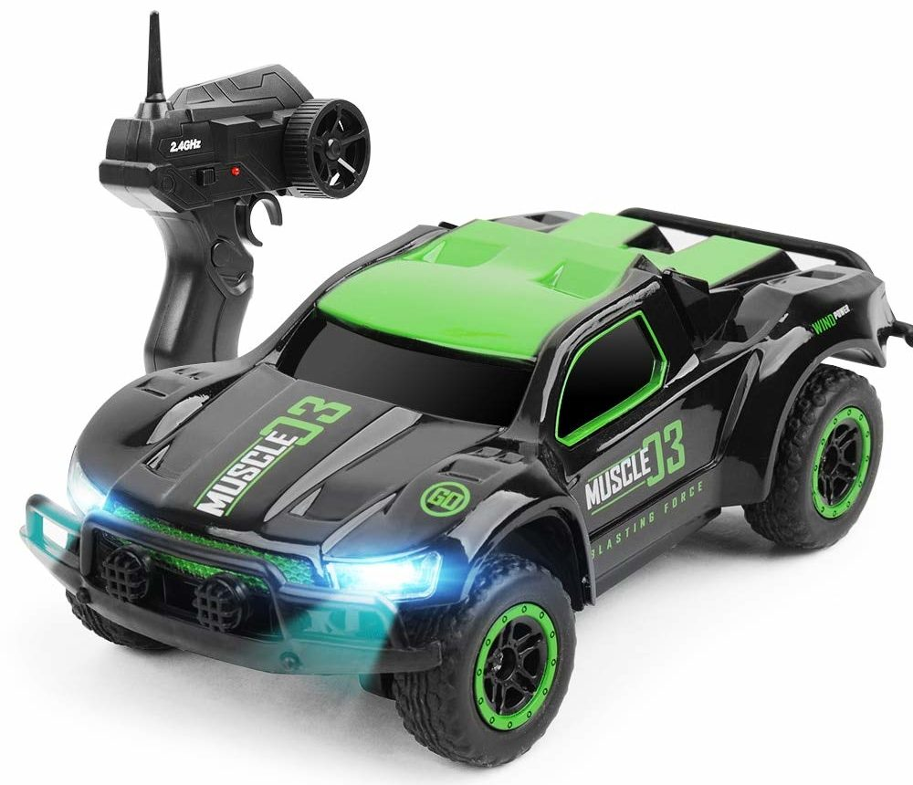 Webby Remote Controlled High Speed RC Car