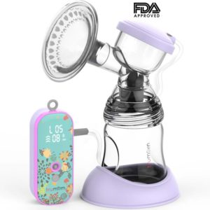 Trumom Breast pump brand and its review in india