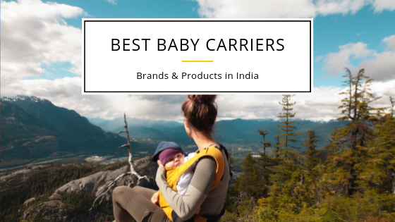 Best baby Carriers in India - Reviews of Baby Carrier Brands like Luvlap, Infantino, R for Rabbit, Trumom, MeeMee
