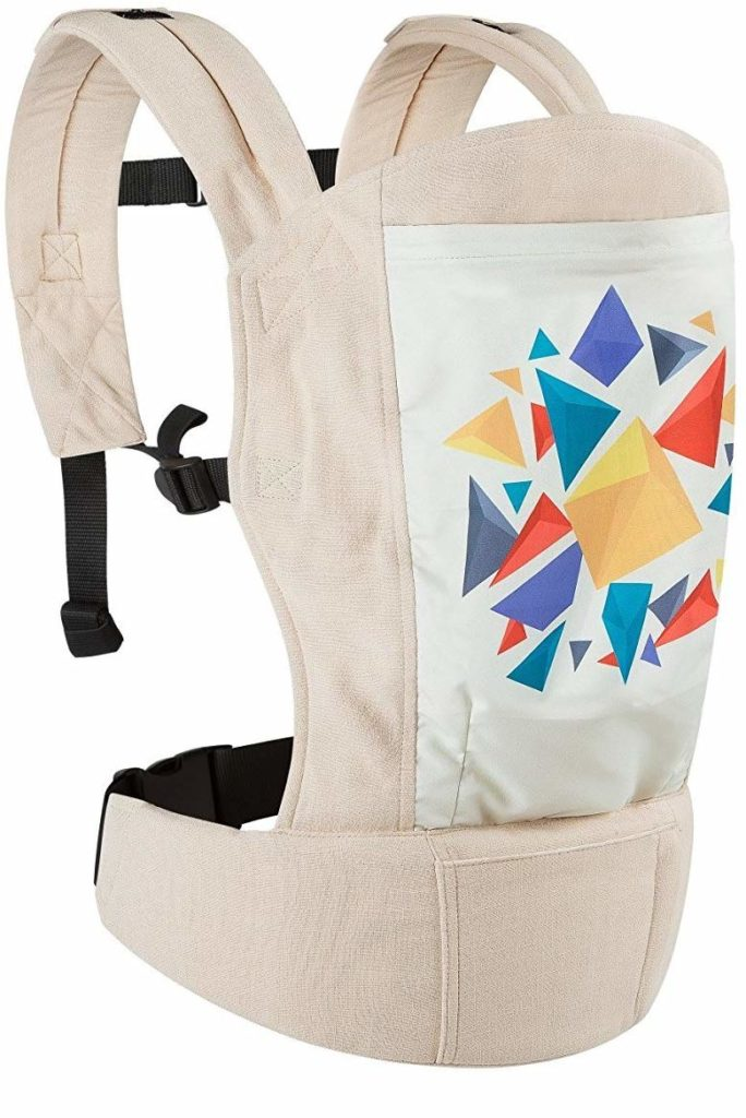 R for Rabbit Hug Me Elite BAby Carrier Review India