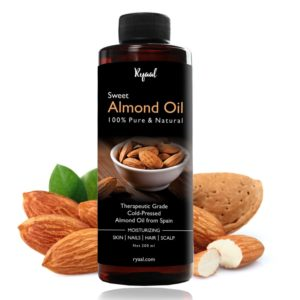 Ryaal Sweet Almond Oil Cold Pressed