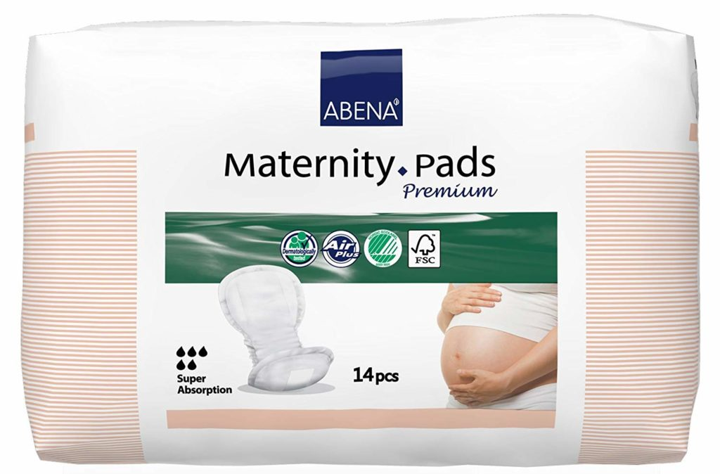 Best Maternity Pads in India for New Moms post Delivery - Abena
